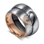 Snubní prstýnky chirurgická ocel JCFCR051
