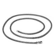 Ocelový náhrdelník na krk WJHN96