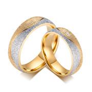 Svatební prsteny z chirugické oceli JCFCR027