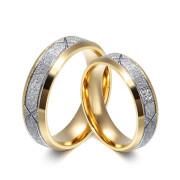 Svatební prsteny z chirugické oceli JCFCR052