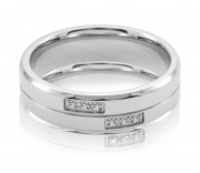 Ocelový prsten MCRSS020