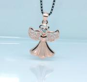 Přívěšek stříbrný anděl 308023