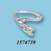 Stříbrný prsten 1574739