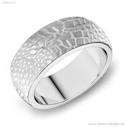 Ocelový prsten MCRSS031
