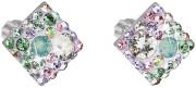 Náušnice pecky s kamínky Swarovski 31169.3 Sakura