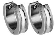 Kruhové náušnice chirurgická ocel SEE189MS