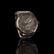 Velké náramkové hodinky Luxxery LAS5