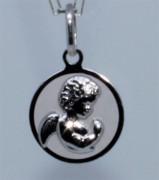 Přívěsek anděl stříbro 300117