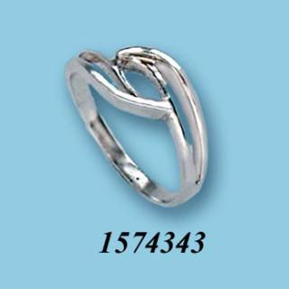 Stříbrný prsten 1574343