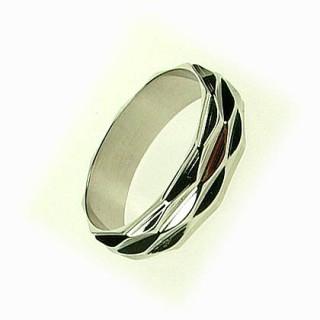 Ocelový prsten SELJR786b