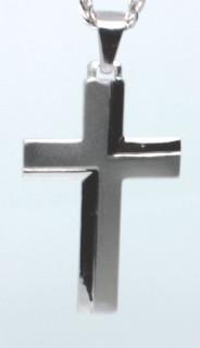 Přívěsek na krk křížek 303371