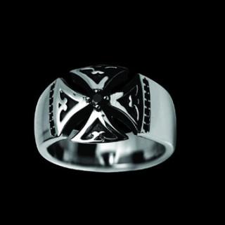 Ocelový prsten 098-je
