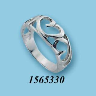 Stříbrný prsten 1565330