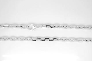 Stříbrný řetízek ER594