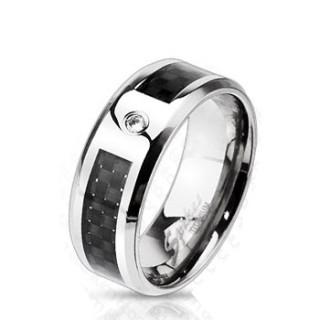 Titanový prsten Spikes 3312