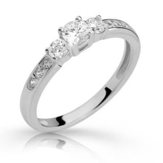 Stříbrný prsten 2360