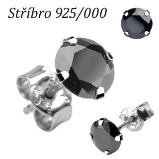 Náušnice SEESRDK-Stříbro 925/000