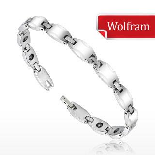 Wolframový náramek Spikes 135