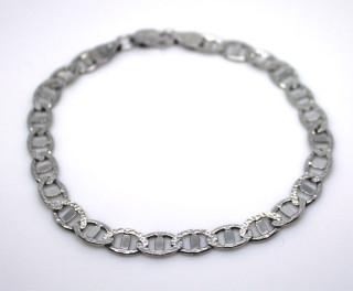 Náramek stříbro 302392