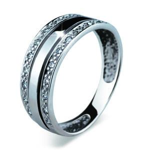 Dámský stříbrný prstýnek 1773