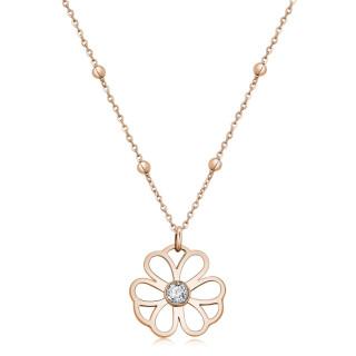 Ocelový náhrdelník Brosway Ikebana BKE04
