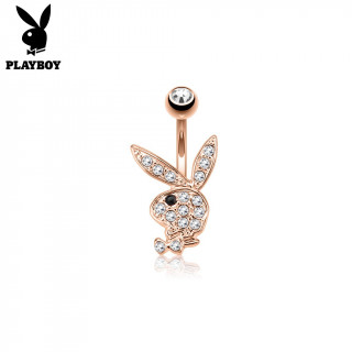 Piercing pupíku Playboy 016CK