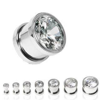 Ocelový piercing-SEHBJPSSCR04