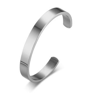 Pevný ocelový náramek JCFB105S
