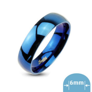 Ocelový prsten Spikes 004