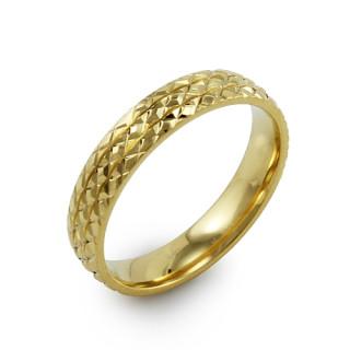 Ocelový prsten MCRSS034