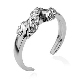 Prsten na nohu stříbro 925/000 SETRSS011