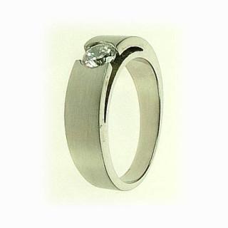 Ocelový prsten SELJR063