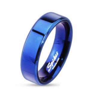 Ocelový prsten Spikes 084