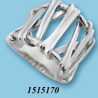 Stříbrný prsten 1515172