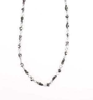 Stříbrné řetízky dámské 300910
