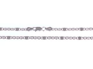 Stříbrný řetízek 302456