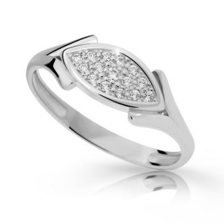 Stříbrný prsten 2331