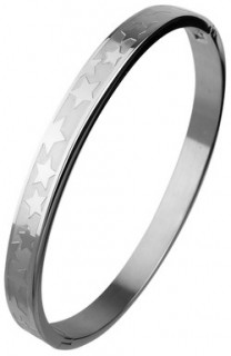 Ocelový náramek SEB905-6