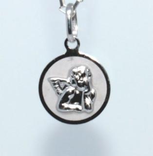 Přívěsek anděl stříbro 300116