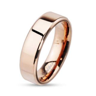 Ocelový prsten Spikes 082