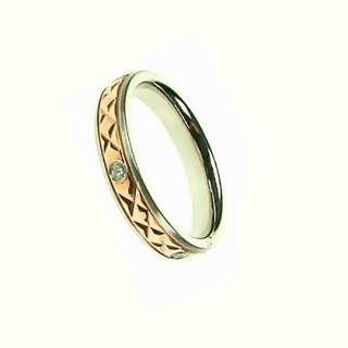Ocelový prsten SELJR665