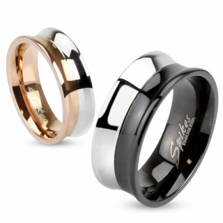 Ocelový prsten Spikes 2993