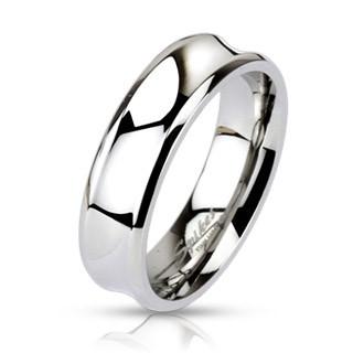 Ocelový prsten Spikes 0020