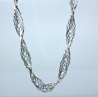 Dámský stříbrný náhrdelník 304665N