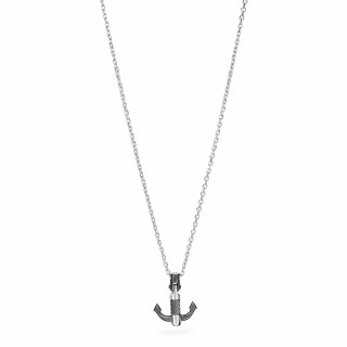 Oceľový náhrdelnik Brosway Bounty BOU03