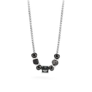 Ocelový náhrdelník pro muže Brosway BTJNS13