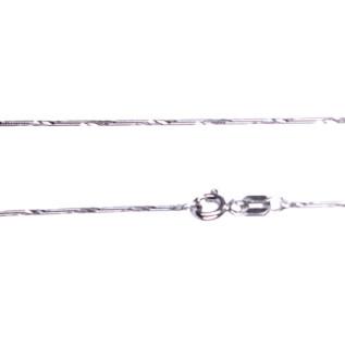 Dámský stříbrný řetízek 301881
