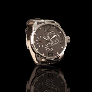 Velké náramkové hodinky Luxxery