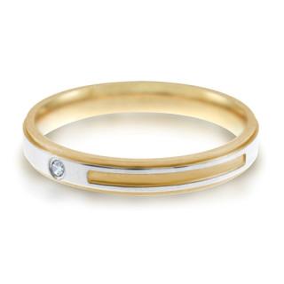 Ocelový prsten MCRSS014