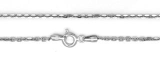 Stříbrný řetízek 301241